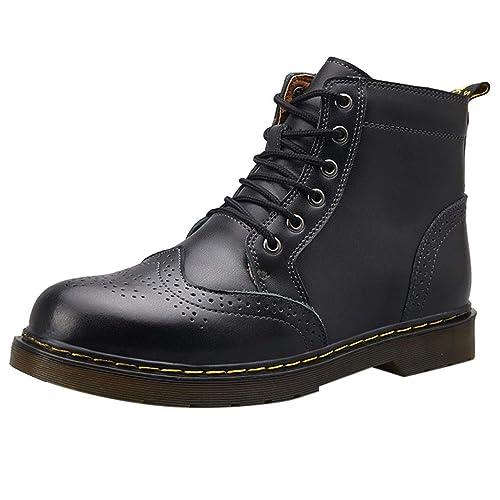 Odrd Schuhe Herren Retro Schuhe Mit Niedrigem Absatz Mode Herren Mit