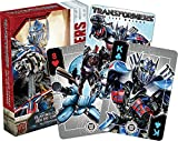 Aquarius Transformers 5 Playing Cards Playing Cards