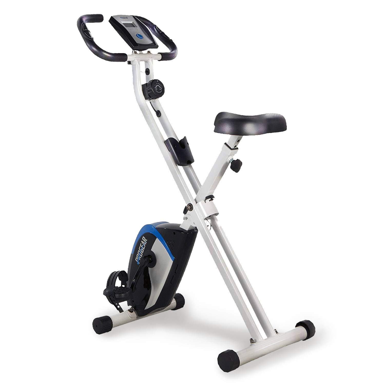 ProGear 225 Folding Magnetic Upright Exercise Bike with Heart Pulse by ProGear (Image #12)