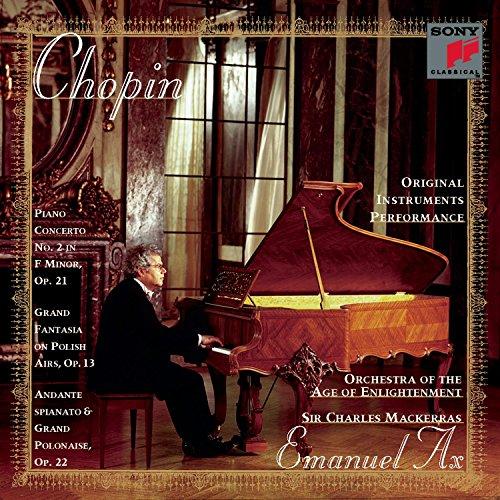 Chopin: Piano Concerto No.2 in F minor/Grand Fantasia/Grande Polonaise