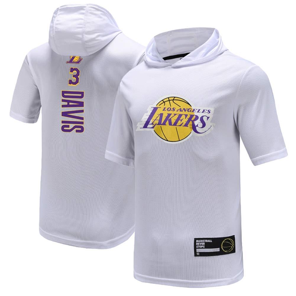 HS-XP Camisetas de Baloncesto para Hombres, NBA- Los Angeles ...