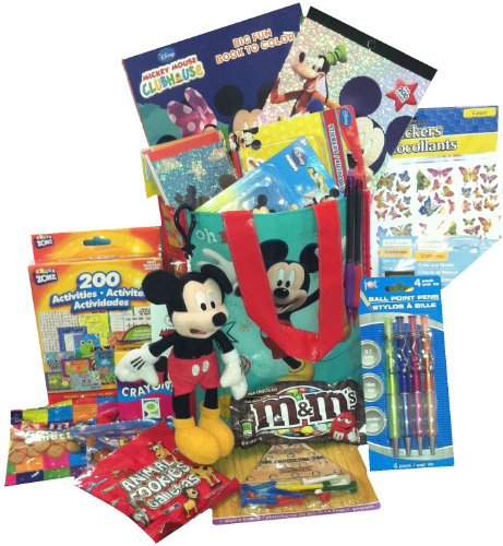 Disney's ~ Mickey Mouse ~ Travel Pack -