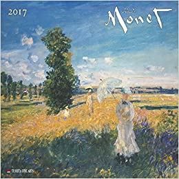 claude monet 2015 calendar english german and french edition
