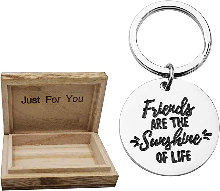 Sister Key Chain, Always My Sister Forever My Friend