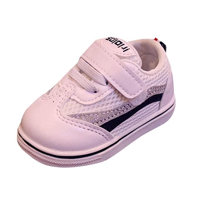 2dc28ec9e9 YanHoo Malla de Malla para niños Calzado Deportivo Antideslizante para niños  Calzado para niños pequeños Niños