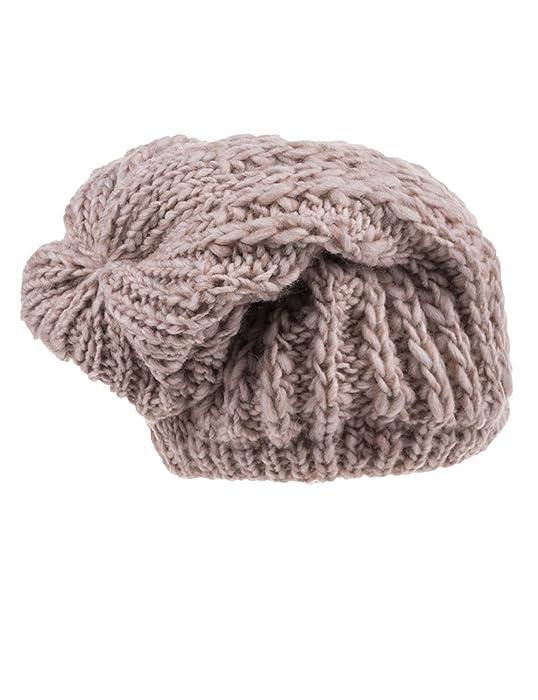 maximo Girls Baskenm/ütze Mit Jerseyfutter Hat