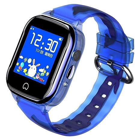 Amazon.com: Reloj inteligente para niños K21 IP68 resistente ...