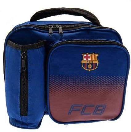 Amazon.com: FC Barcelona Fade - Bolsa de almuerzo: Sports ...