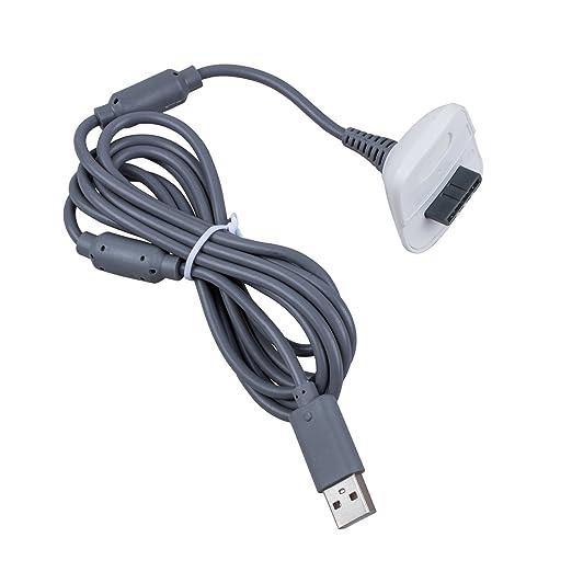 37 opinioni per SODIAL(TM) Nuovo cavo USB di ricarica per Xbox 360 Wireless Controller