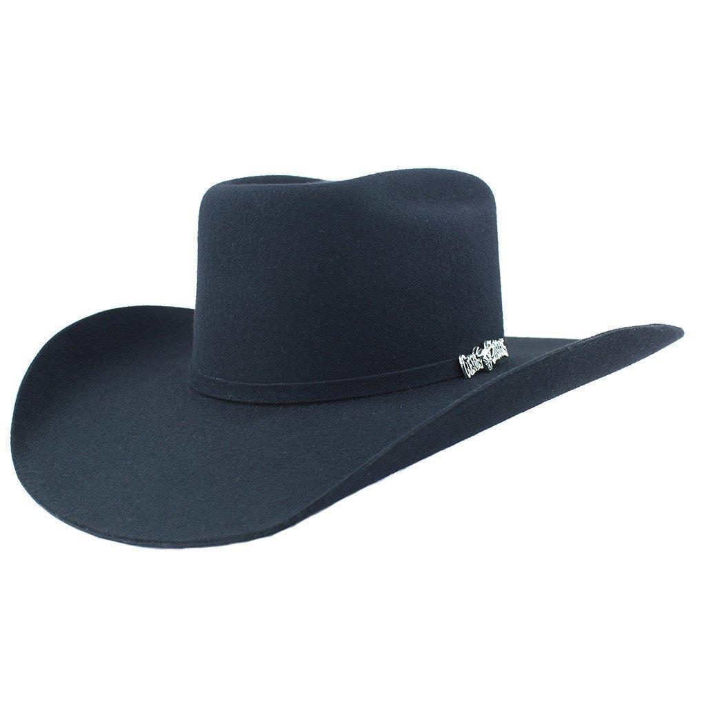 Cuernos Chuecos 3X Rodeo Felt Hat