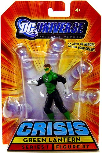 DC Universe Infinite Heroes Crisis Series 1 Action Figure #37 Green Lantern