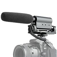 Takstar SGC-598 Micro d'Interview pour Appareil Photo Nikon/Canon/caméscope DV