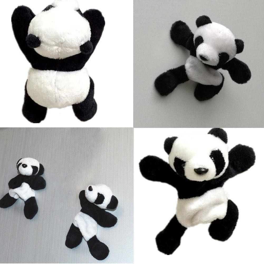 ASAP CHIC 1pi/èce Mignon Doux en Peluche Panda Aimant de R/éfrig/érateur R/éfrig/érateur Autocollant D/écor Souvenir Cadeau