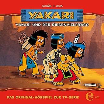 yakari hörspiel