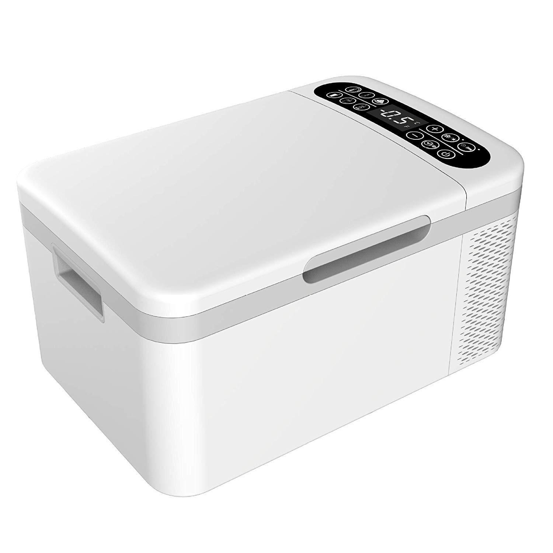 XBXDM Congelador De Camping De Doble Uso Portátil Refrigerador ...