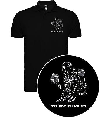 The Fan Tee Polo de Hombre Star Wars Dark Vader Han Solo Fuerza ...