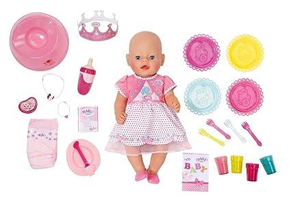 Amazon.es: Zapf Baby Born 822036 muñeca - Muñecas, Chica, 3 ...