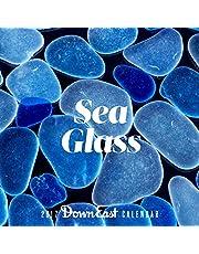 2017 Sea Glass Down East Wall Calendar (Swedish Edition)