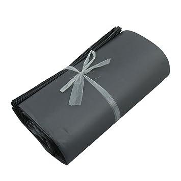 KING OF FLASH Gris 6 x 9 Bolsas de plástico para envíos ...