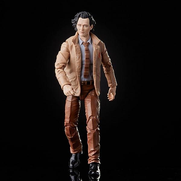 Marvel Legends Loki Action Figure