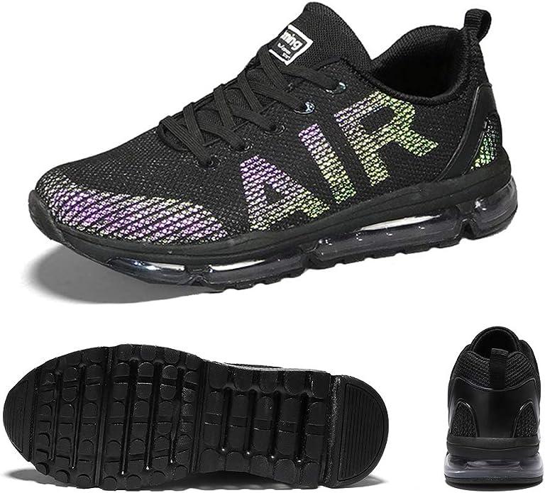 Hombre Mujer Zapatillas de Deportes Zapatos Deportivo Sneakers ...