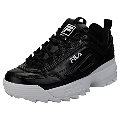 best place for lovely luster online Amazon.com | Fila Disruptor Ii Premium Womens Trainers Black ...