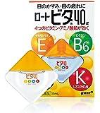 Rohto VITA Vitamin 40a Eye Drops 12ml - Made in Japan (1 pack)