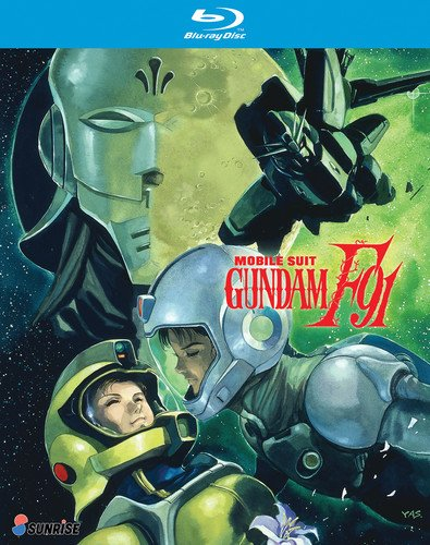 Blu-ray : Mobile Suit Gundam F91: Collection (Blu-ray)