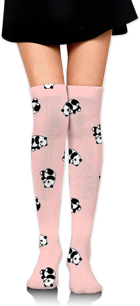 Game Life High Socks Panda Sport Socks Crew Socks