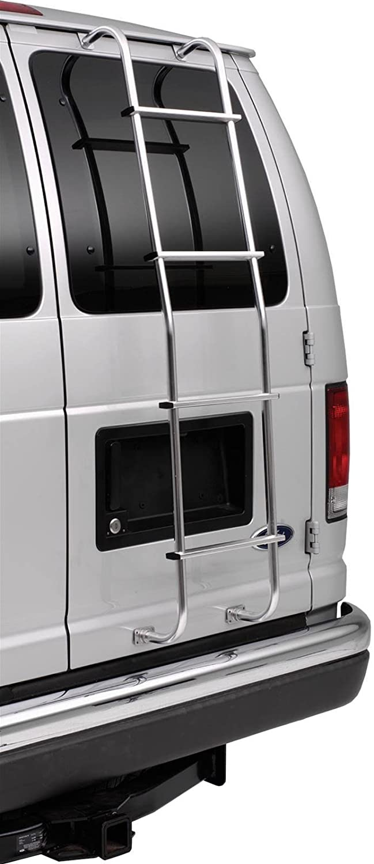 Surco 103B Black Universal Van Ladder