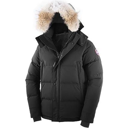 Amazon.com   Canada Goose Men s Wyndham Parka   Sports   Outdoors 9bae04468