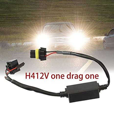 Enjoyable Passionin 12V Telescopic Hid Bixenon H4 Wiring Harness Controller Wiring Cloud Brecesaoduqqnet