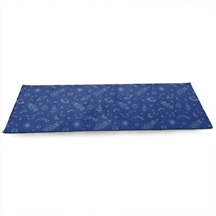 Amazon.com : TAOHJS76 Pro Non Slip Yoga Mat, Cosmical ...