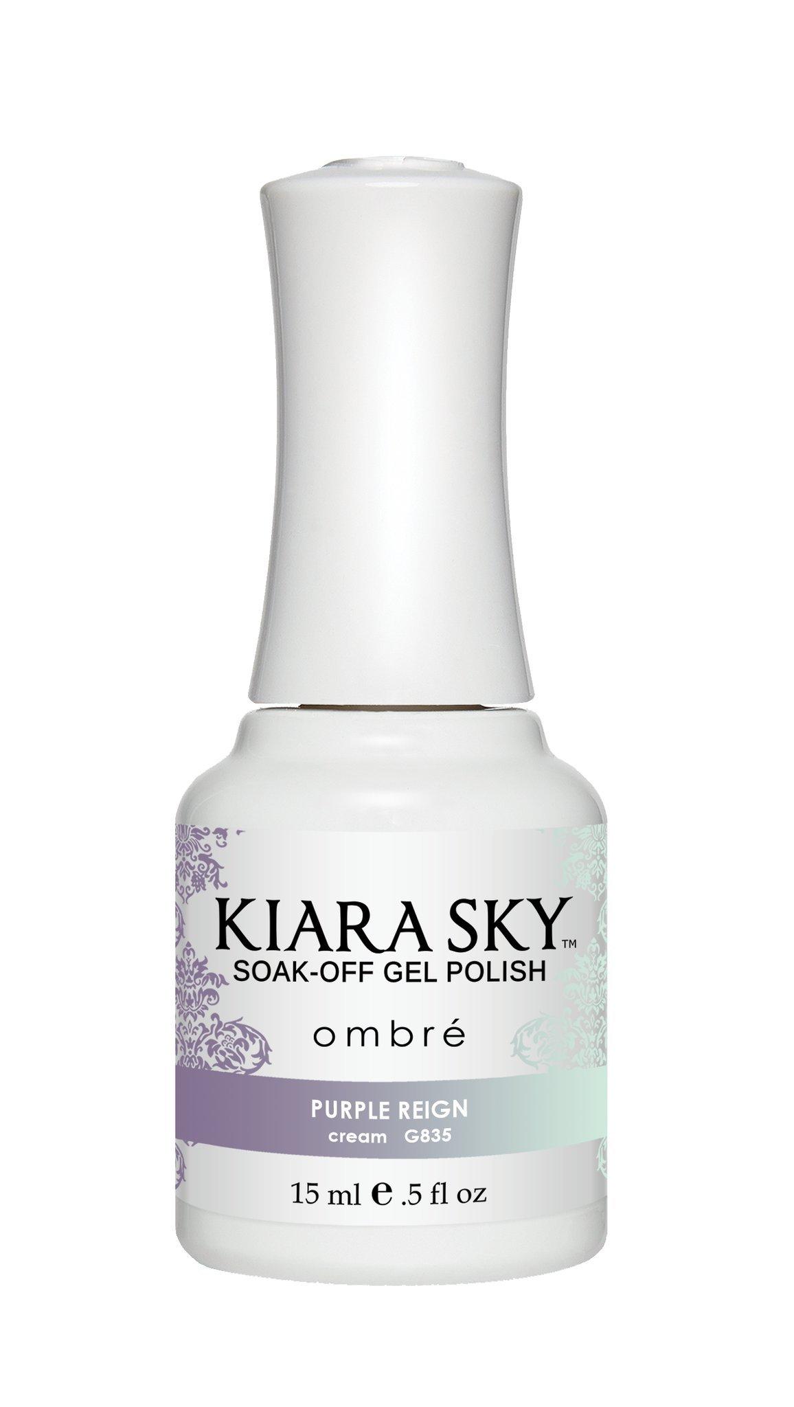 Amazon.com : Kiara Sky Gel Polish, Pinkarella Ombre, 15 Gram : Beauty