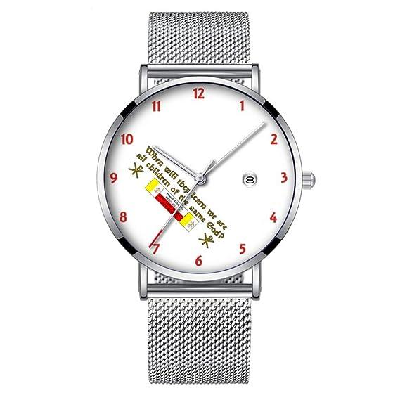 Quarz Minimalistische Ultra Dünn Fashion Armbanduhr Elite w8Pk0NnOX