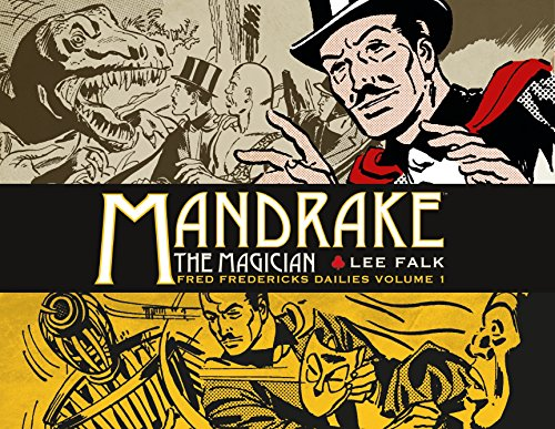 Mandrake in the Lost World: The Dailies, Vol. 1 (Mandrake the Magician: the Dailes) -