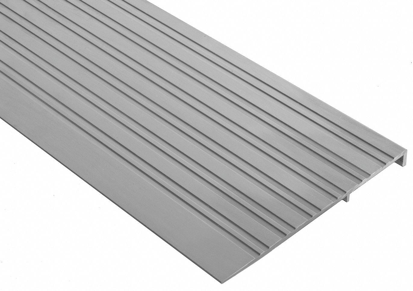 ADA Ramp,Aluminum, 6 x 48 In