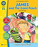 James and the Giant Peach - Novel Study Guide Gr. 3-4 - Classroom