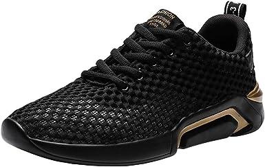 Darringls Zapatos de Deporte, Zapatillas de Deporte Calzado Deportivo Hombre Zapatos para Correr Sneakers Running Sports Ocio Deportes Fitness 39-44: Amazon.es: Ropa y accesorios
