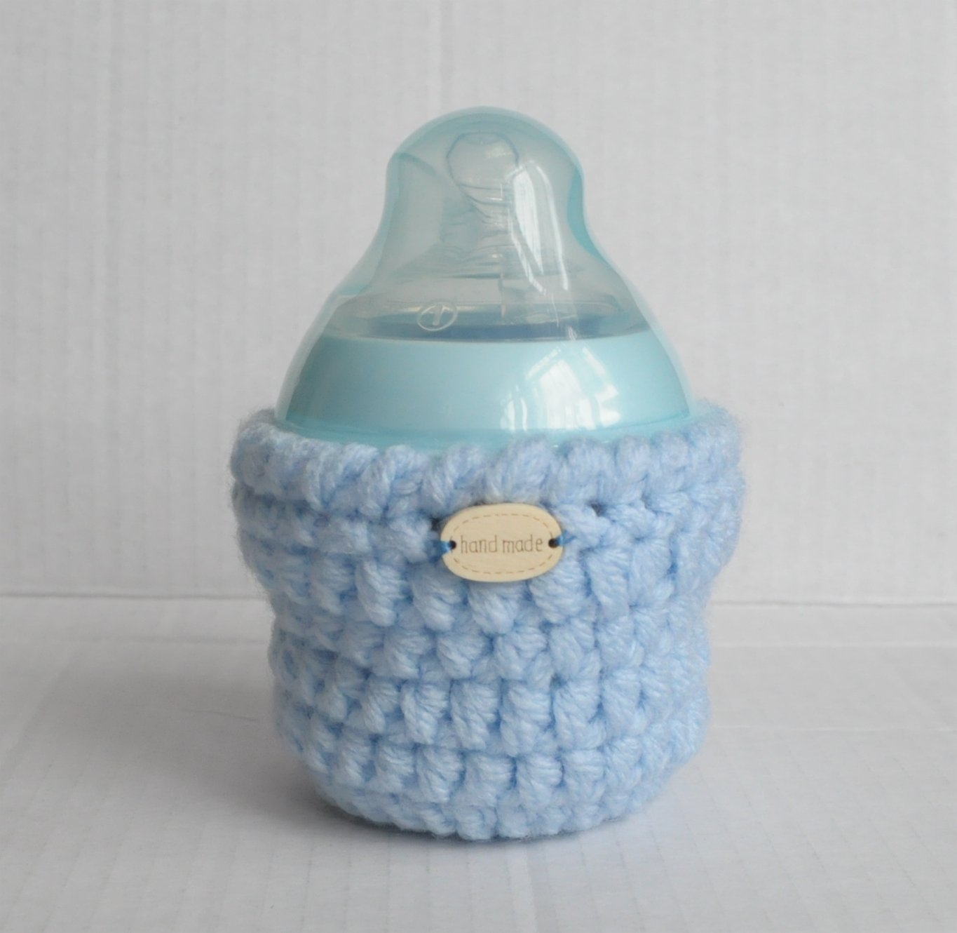 Baby Bottle Cover for 150ml - Baby Blue