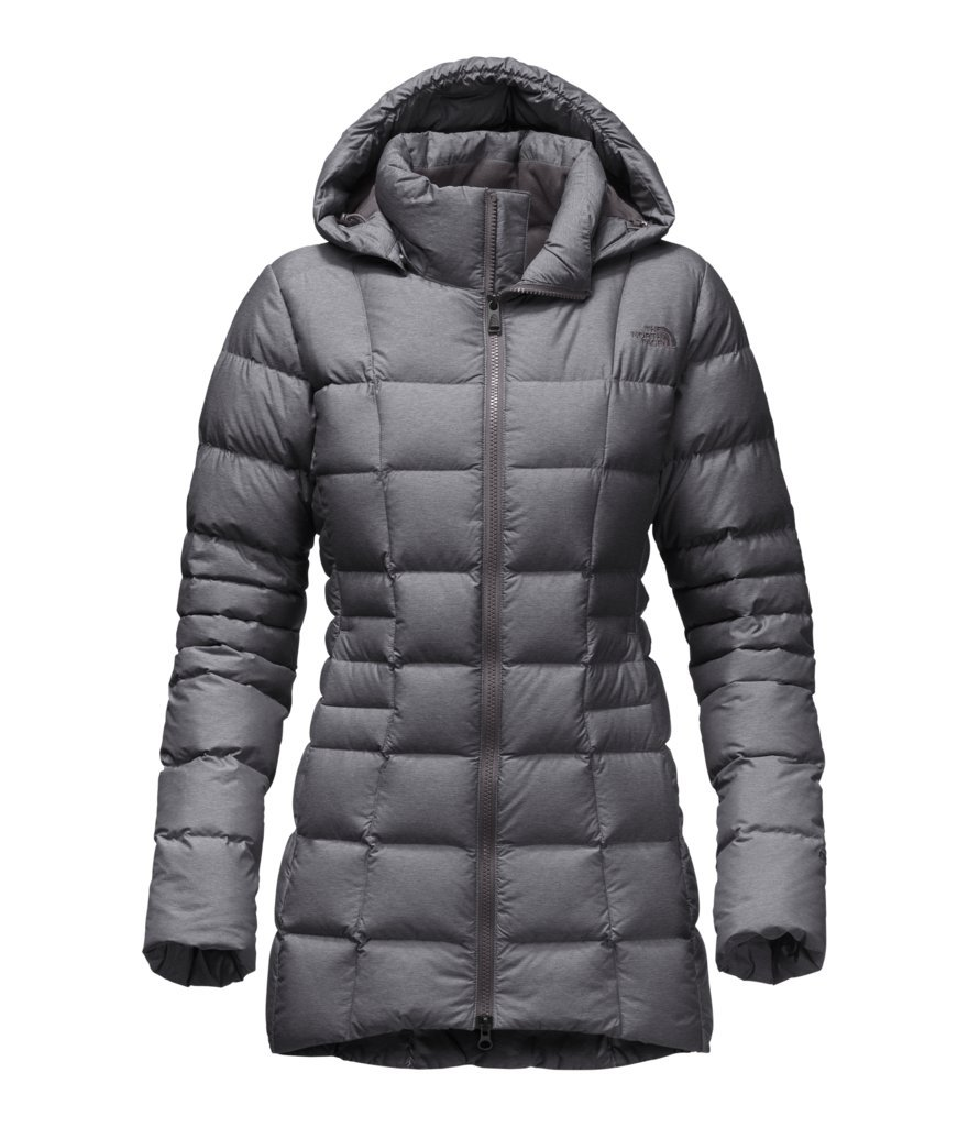 The North Face Women's Transit Jacket II - TNF Medium Grey Heather - M