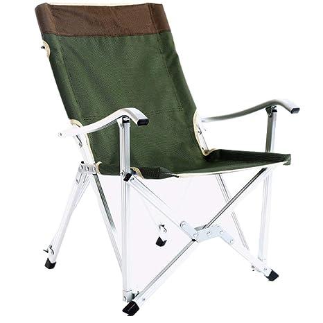 Furniture Taburete Plegable Al Aire Libre, Silla De Playa De ...