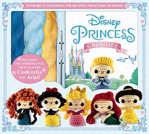 Disney Princess Crochet Jessica Ward product image