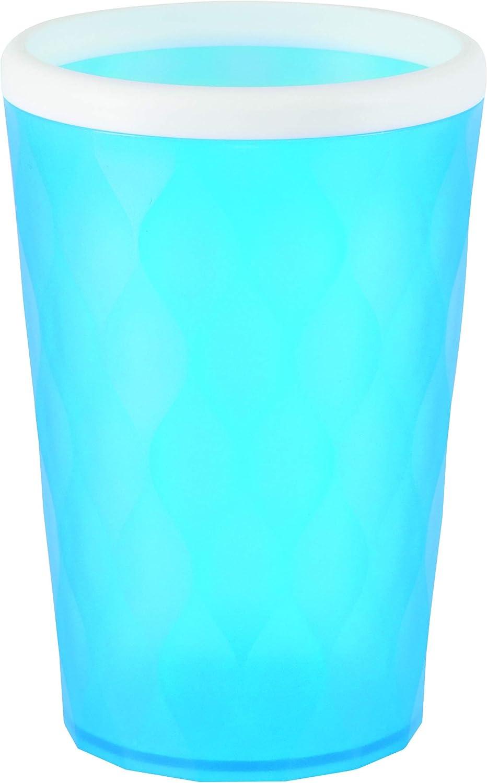 8 x 8 x 12 cm Spirella Pool-Kollektion Polypropylen Blau