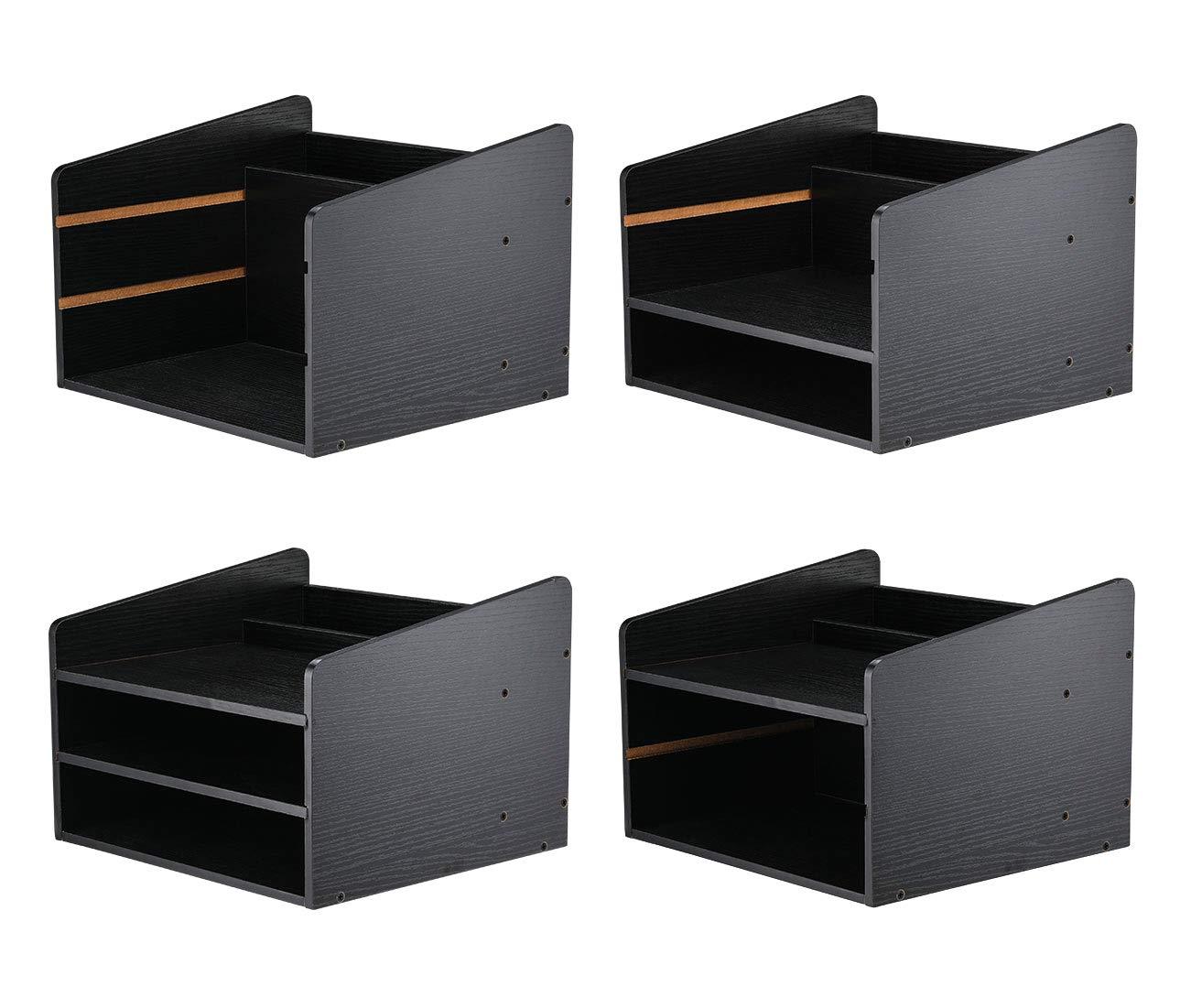 Amazon.com: PAG Office Supplies Organizador de escritorio de ...