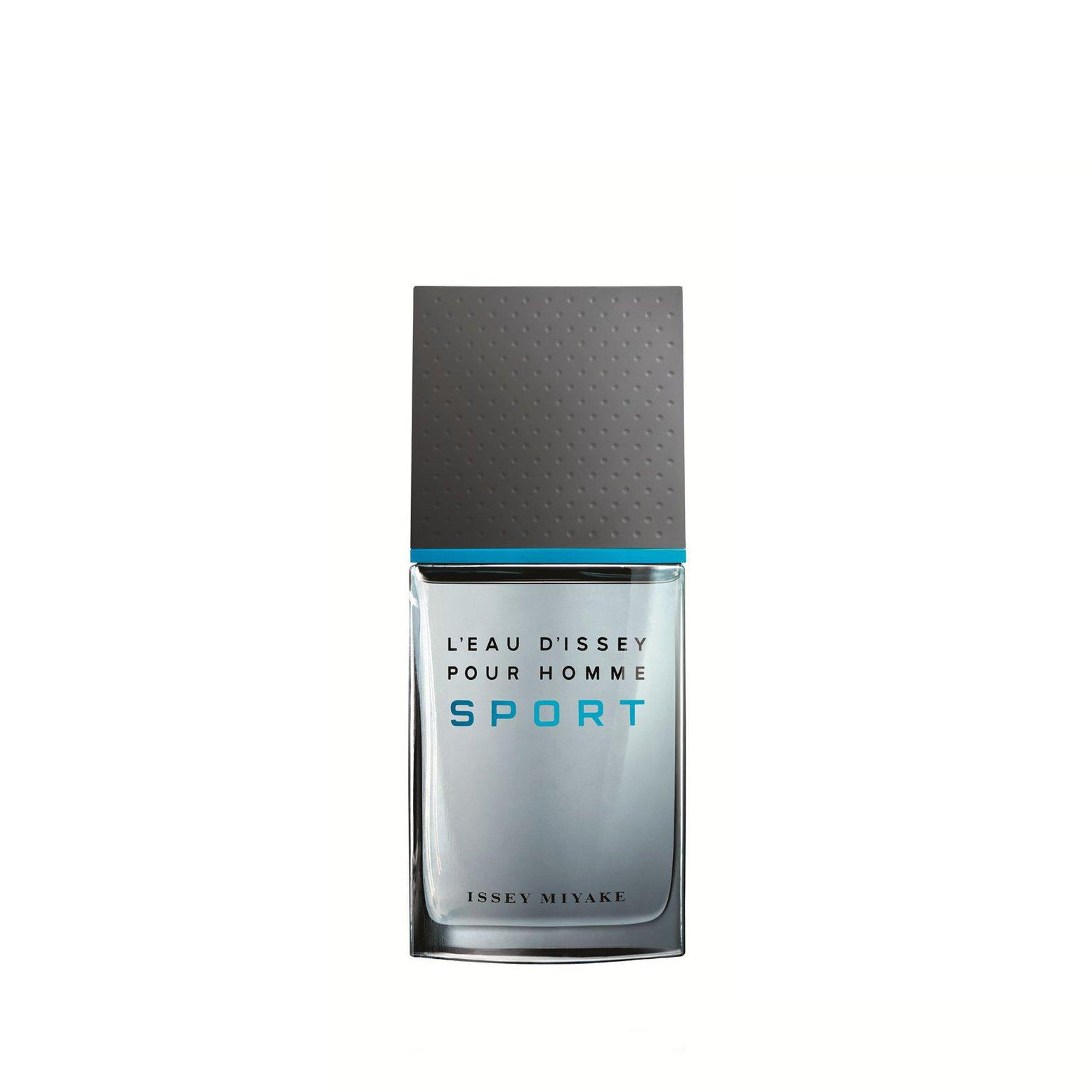 Issey Miyake L'eau D'issey Pour Homme Sport Eau de Toilette Spray for Men, 1.6 Ounce