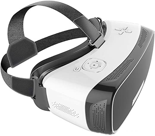 MHERCV Gafas de Realidad Aumentada 3D Smartphone AR Auriculares de ...