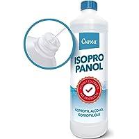 Alcool Isopropylique 99,9% d'isopropanol liquide - Clair nettoyeur IPA 1000ml