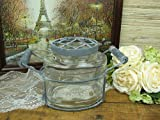 Antique-Style Shabby Cottage Chic Vase/Jar Home Decor
