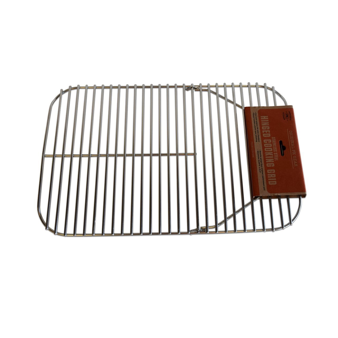 PK Grills PK99011 Stainless Steel Hinged Cooking Grid, Fits All PK Grills Manufacturered Since 1997